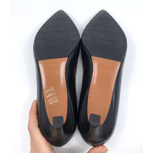 Aquatalia Shoes - *SOLD* $295 Aquatalia Marianna Black Leather Pumps